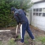 startsteek vijver graven