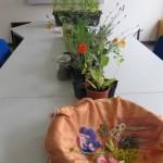 ...en op tafel voor de proevertje-workshop